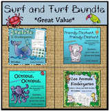 Kindergarten Animal and Ocean Bundle          *Great Value*