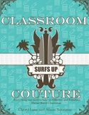 Surf's UP - Classroom Couture Theme Based Classroom Management