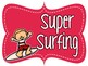 Surf's Up Clip Chart: Surfing Beach Themed Behavior Chart