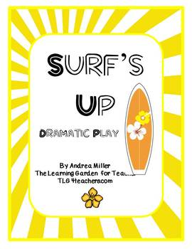 Surf's Up Dramatic Play