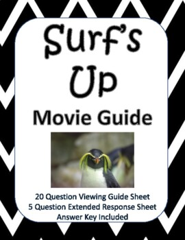 Surf's Up Movie Guide