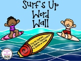 Surf's Up Word Wall
