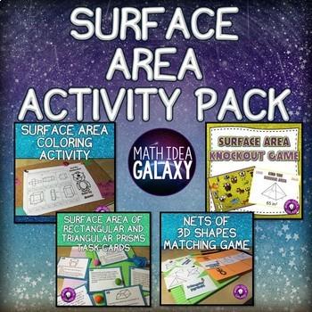 Surface Area Activities