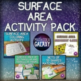 Surface Area Activities