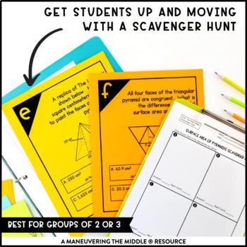 Surface Area Activity Bundle