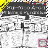 Surface Area Activity and Match Up