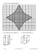 Surface Area Assessment - 2 Versions - One With Video Solutions