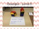 Surface Area Building Project - Instructions & Examples