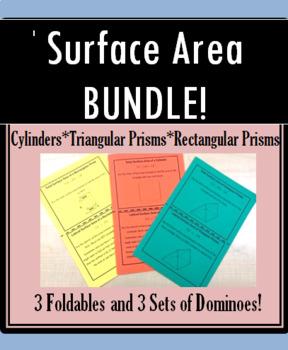 Surface Area Bundle!