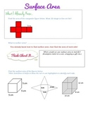 Surface Area Unit Bundle
