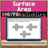 Surface Area Digital Activities for Google Classroom