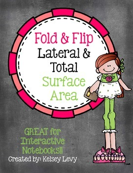 Surface Area Fold and Flip