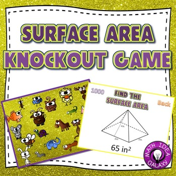 Surface Area Game