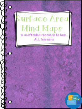 Surface Area Mind Maps
