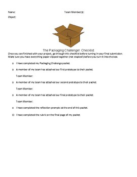 Surface Area Packaging Challenge