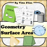 Surface Area {Prisms, Cylinders, Pyramids, Cones and Spheres}