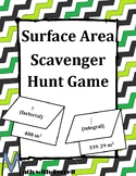 Surface Area Scavenger Hunt Game