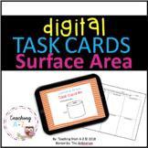 Surface Area Task Cards including Digital Version