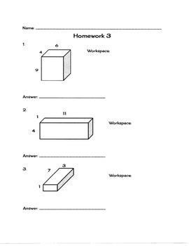 Surface Area Unit Guide