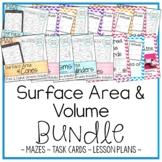Surface Area & Volume Activity Bundle