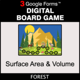 Surface Area and Volume - Digital Board Game | Google Forms