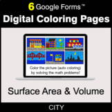 Surface Area and Volume - Digital Coloring Pages | Google Forms
