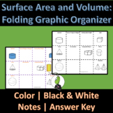 Surface Area and Volume Foldable Geometry