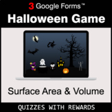 Surface Area and Volume | Halloween Decoration Game | Goog