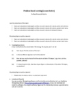 Surface Area and Volume - IGCSE - PBL