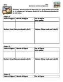 Surface Area and Volume Interactive Group Activity
