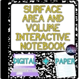Surface Area and Volume Digital Notes