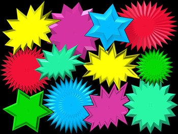Surface Area and Volume Koosh Ball Game for Interactive Whiteboards