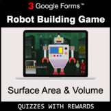 Surface Area and Volume | Robot Building Game | Google For