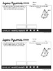 Surface Area and Volume of Pyramids Warm-Ups/Exit Tickets