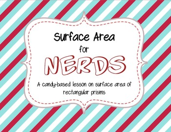 Surface Area for Nerds