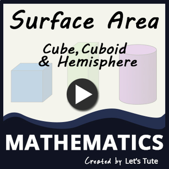 Surface Area of Cube, Cuboid and Cylinder