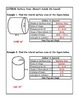 Surface Area of Cylinders Guided Notes