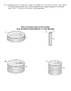 Surface Area of Cylinders Practice
