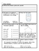 Surface Area of Cylinders Word Problem Practice Plus Spira
