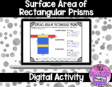 Surface Area of Rectangular Prisms in Google™ Classroom