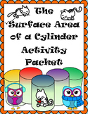 Surface Area of a Cylinder *Activity Packet Lesson*