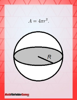 Surface Area of a Sphere {Measurement Activity}