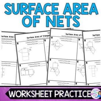 lesson 4 homework practice surface area of prisms answers