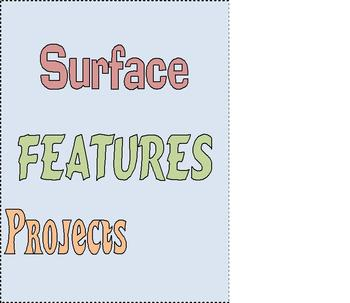 Surface Feature Project