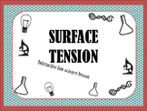 Surface Tension (magic milk experiment) Interactive Science