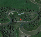 Surface Water Landforms Google Earth Scavenger Hunt