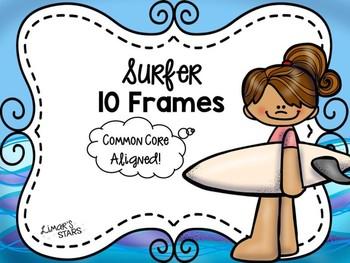 Surfer 10 Frames
