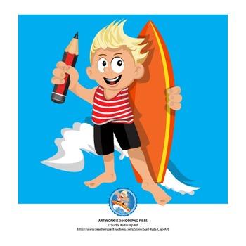Surfer Kids V2 - Updated