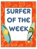Surfer of the Week (VIP Student)