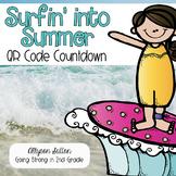 Surfin' Into Summer 10 Day Countdown to Summer QR Code